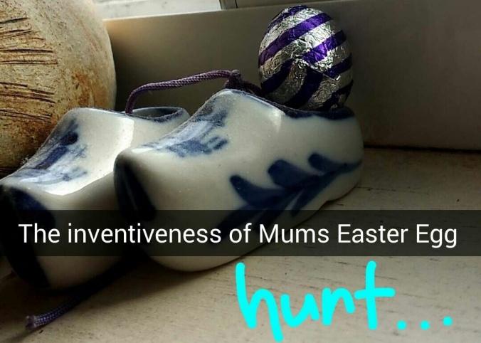 Easter Egg Hunt Penny Pinkerton Toilet